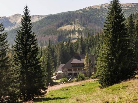 Poľana Chochołowska - hostel PTTK