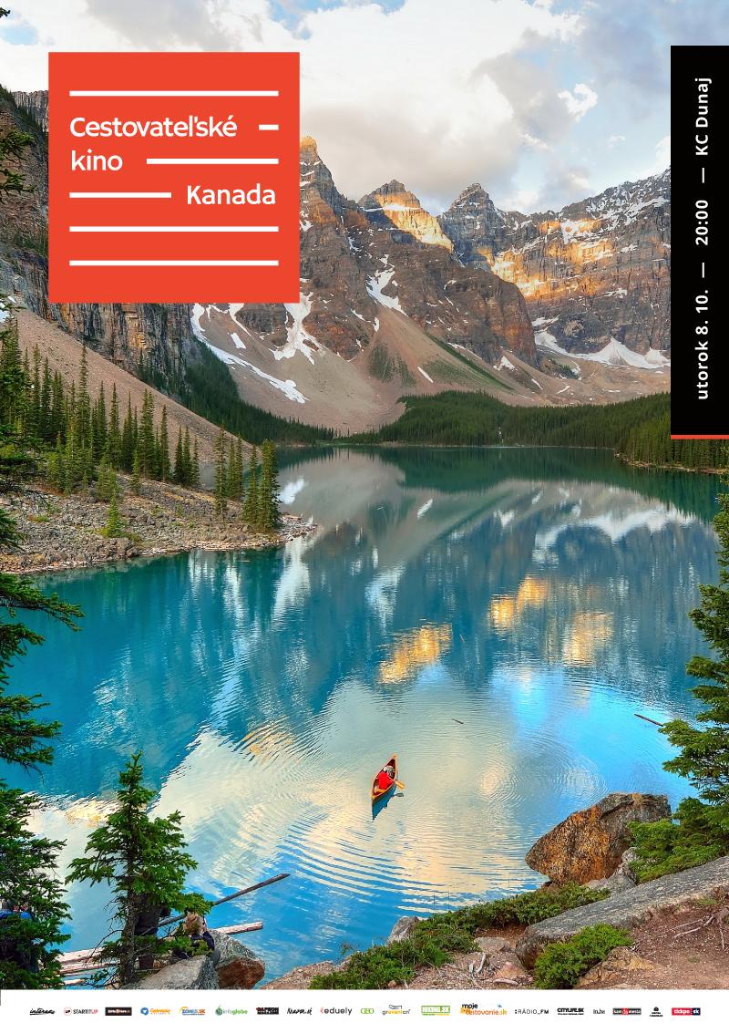 Cestovateľské kino - Kanada