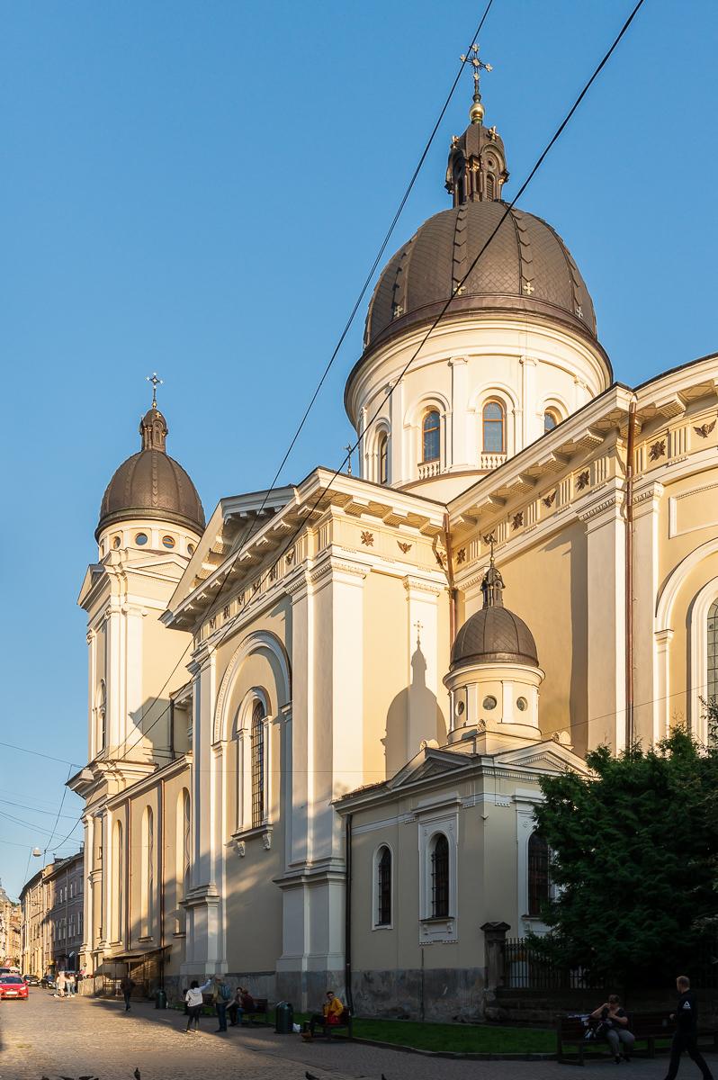 katedrála Nanebevzetí Nejsvětější Panny Marie