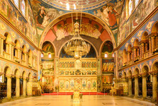 ortodoxní katedrála Svaté Trojice