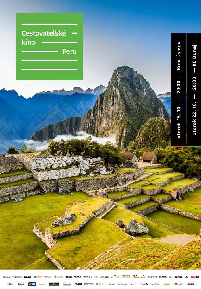 Cestovateľské kino - Peru