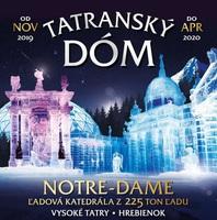 Tatranský ledový dóm 2019