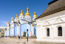 klášter a kostel sv. Michaela