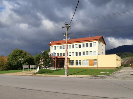 Turany - Mestský úrad