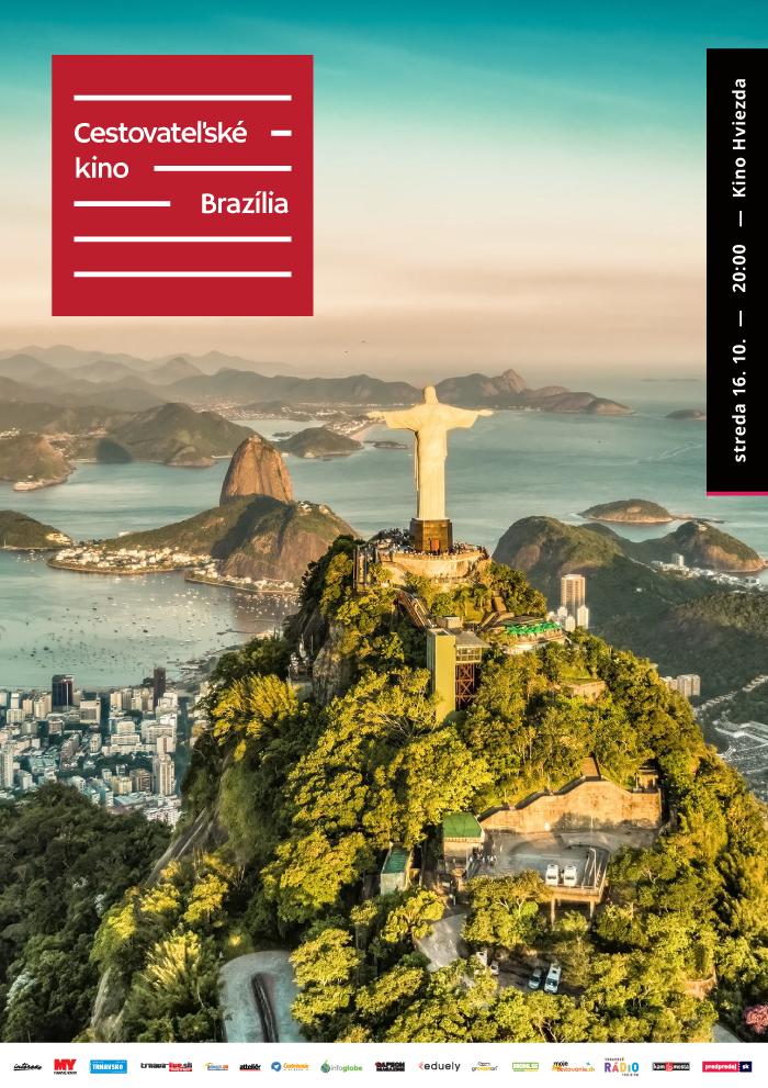 Cestovateľské kino - Brazília