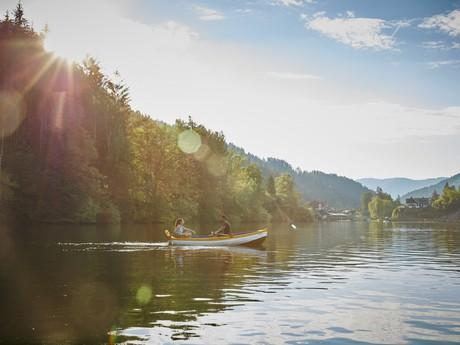 Lunzské jazero, (c) Niederösterreich Werbung / Michael Liebert