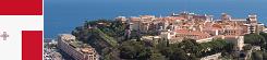 Malta a Monako