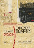 Eduard Ovčáček – Expozícia univerza