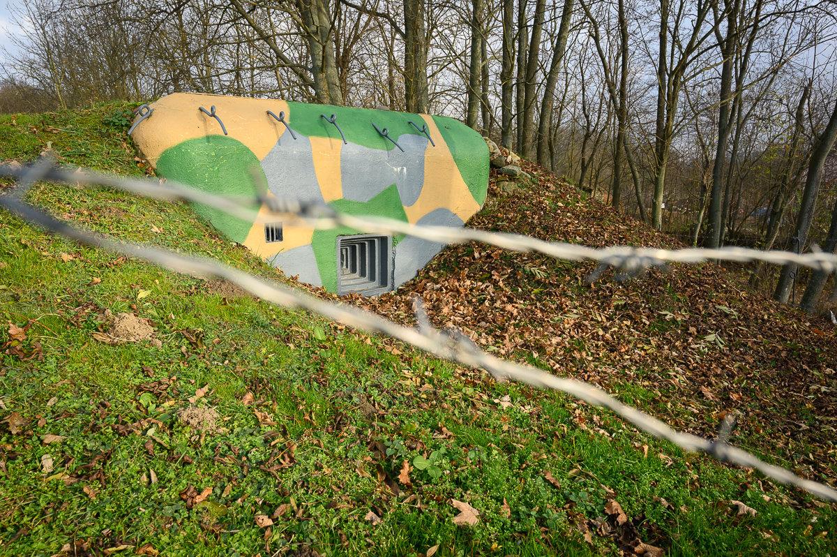 bunkr Studánka