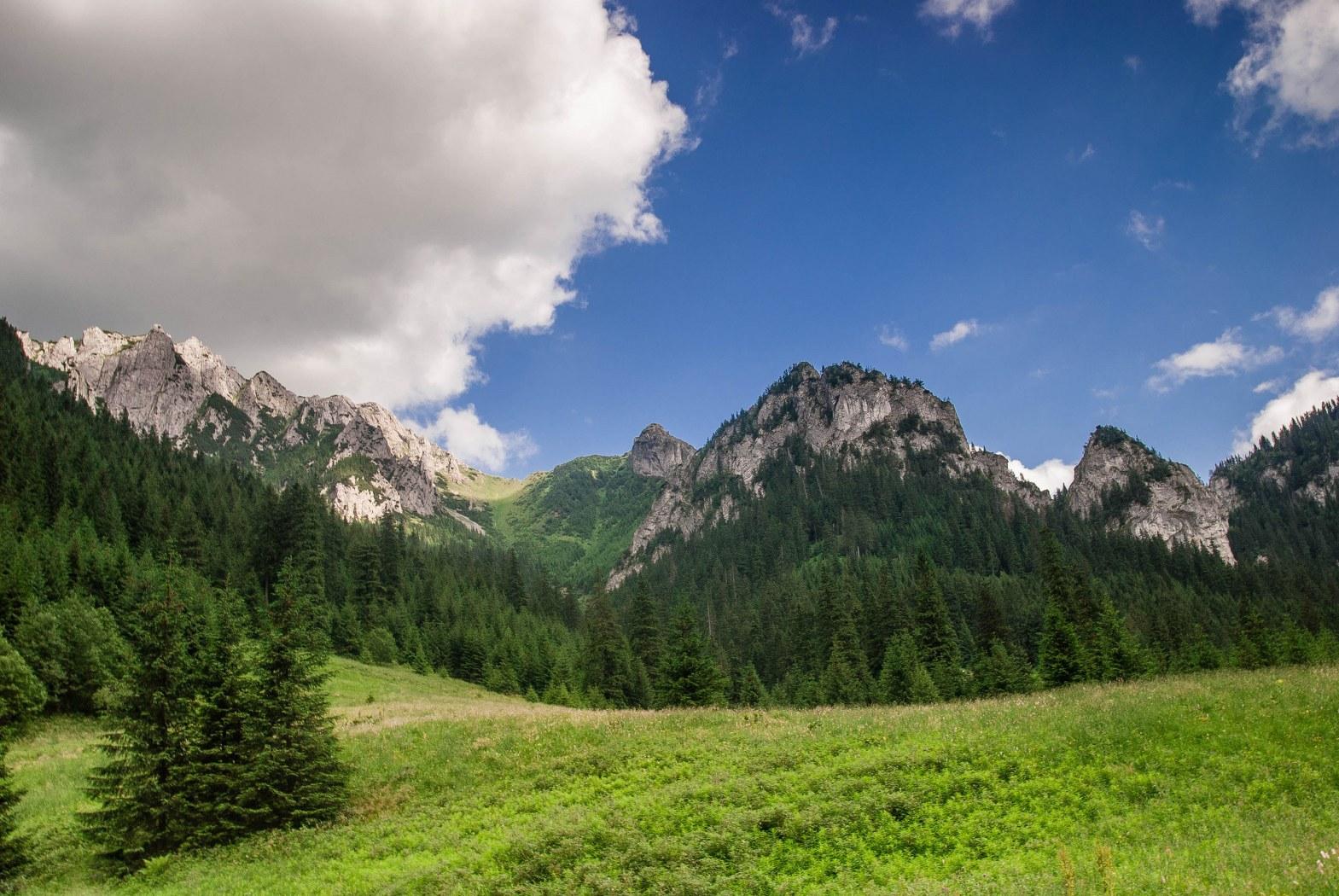 údolí Kościelisko