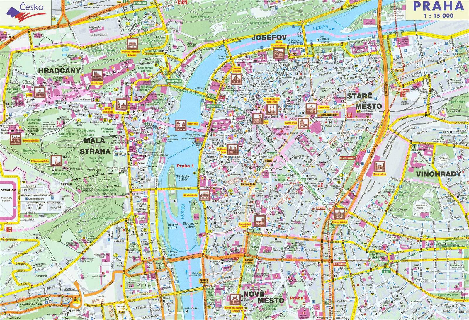 Mapa Statu Www Infoglobe Cz