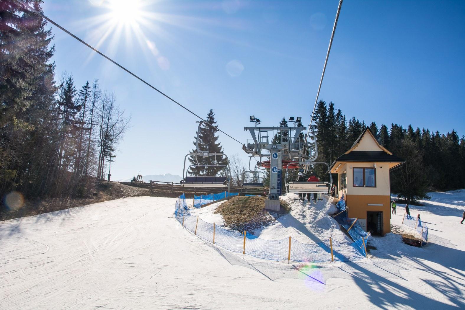 Suche, lyžařské středisko
