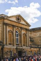 здание римских бани