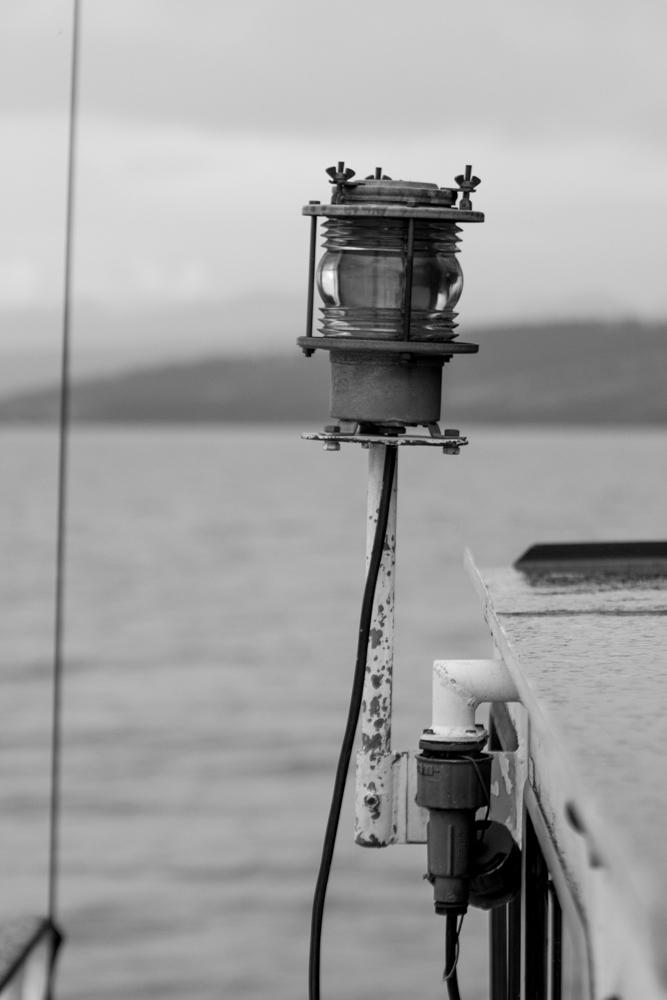 Slanický ostrov umění, plavba lodí