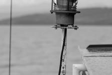 Slanický ostrov umenia, plavba loďou
