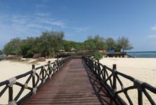 мостик на острове Призон