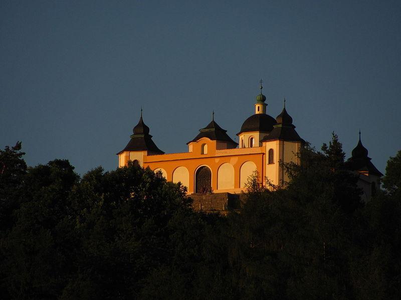 kaple svatých Andělů Strážných