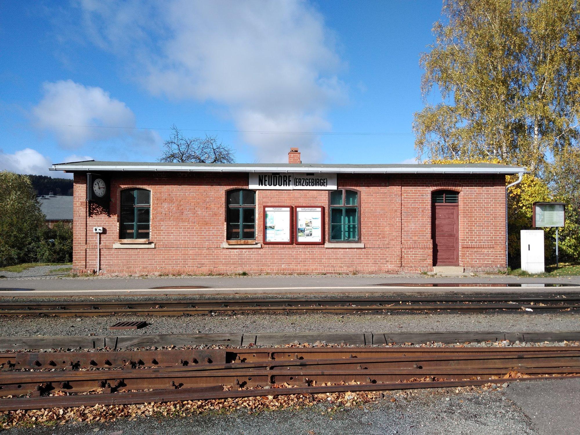 stanice Neudorf