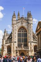 katedrála v Bathu