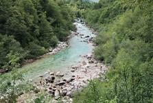 Kobarid - okolitá príroda