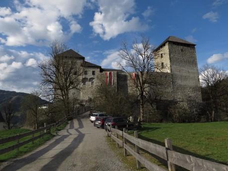 castle in Kaprun