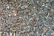 Kunratický les - ordovická bridlica
