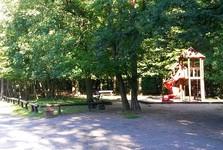 Kunratický les - children playground