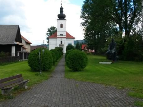 Jasenová – evangelický kostel