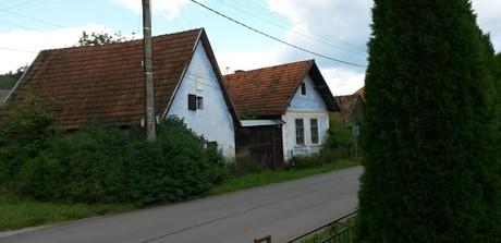 oravské domy z 19. století