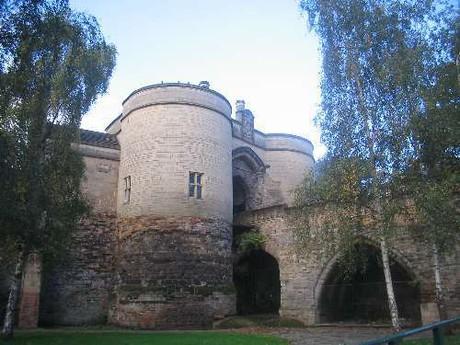 Nottinghamský hrad