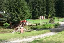 Čutkovská dolina - ihriská