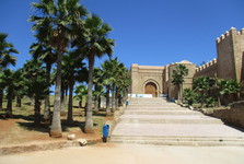 kasba v Rabate