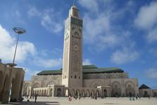 mešita v Casablance