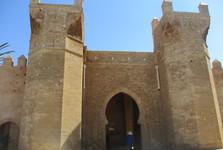 Шелла - крепость в Рабате