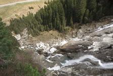 водопад Grawa