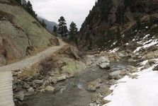 вход на горное плато Sulzenau