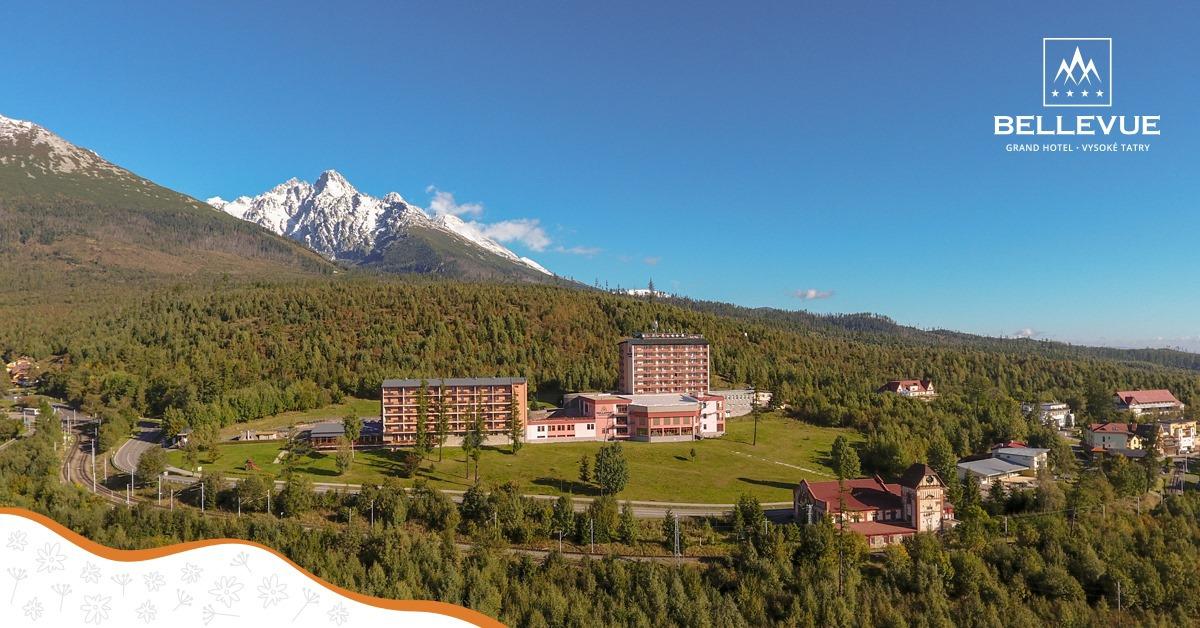 Grand Hoteli Bellevue**** Vysoké Tatry