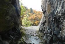Svatojánské proudy trail