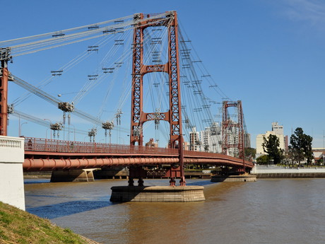 Puente Colgante Ing. Marcial Candioti