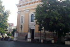 Topoľčany (kostol Nanebovzatia Panny Márie)