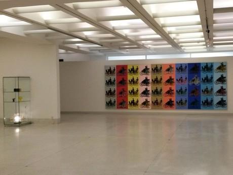 expozice Umění 20. a 21. století
