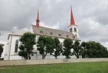 kostel v Bohutíně