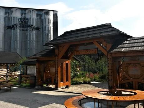 Nestville Park – vstupní brána