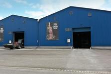 Nestville Park – warehouses