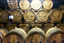 Nestville Park – whisky in barrels