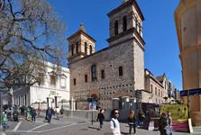 Capilla Doméstica e Iglesia Compañía de Jesús