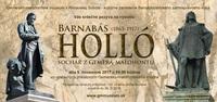 pozvánka na výstavu Barnabás Holló (1865 – 1917). Sochár z Gemera-Malohontu.