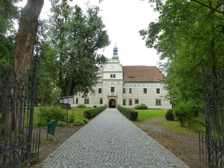 замок Доудлебы-над-Орлицей