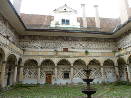 zámek Doudleby nad Orlicí