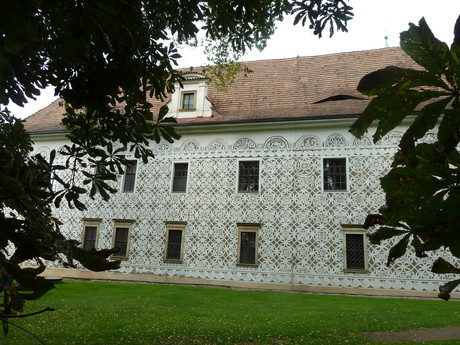 Doudleby nad Orlicí chateau  – museum